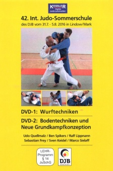 42. Int. Judo-Sommerschule des DJB