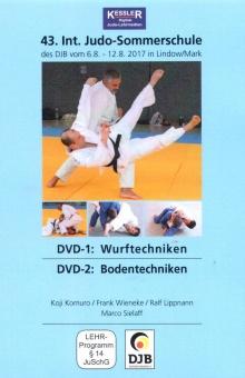 43. Int. Judo-Sommerschule des DJB