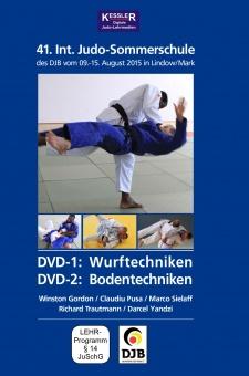 41. Int. Judo-Sommerschule des DJB