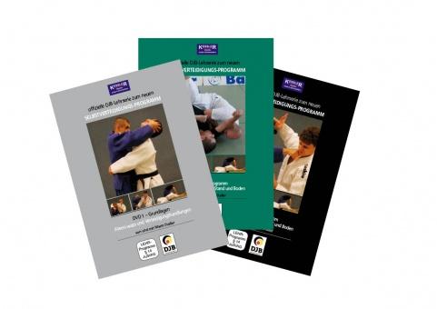 DVD-Set der DJB-Lehrserie zum neuen SV-Programm