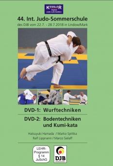 44. Int. Judo-Sommerschule des DJB