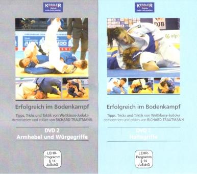 Set: Erfolgreich im Bodenkampf - DVD 1 + DVD 2