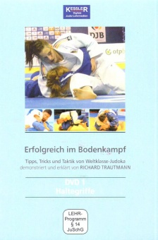 Erfolgreich im Bodenkampf - DVD 1: Haltegriffe
