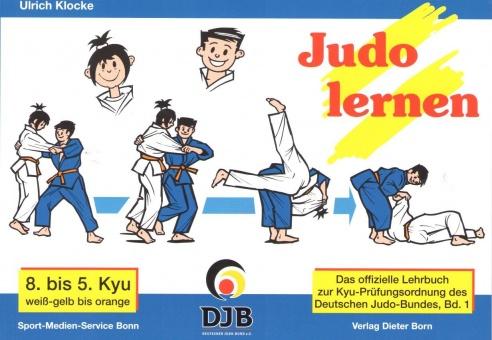 Judo lernen (8.-5. Kyu)