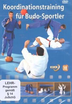 Koordinationstraining für Budo-Sportler