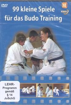 99 kleine Spiele für das Budo-Training