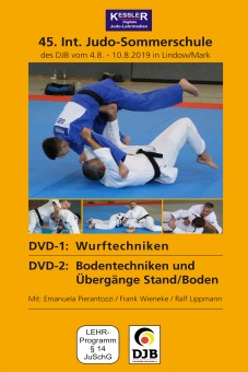 45. Int. Judo-Sommerschule des DJB