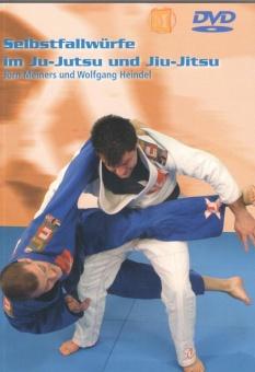 Selbstfallwürfe für Ju-Jutsu und Jiu-Jitsu